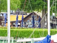 Italienisches Restaurant direkt am Hafen - Bild 25: Berlin XXL Apartment an der Badewiese Toplage *WLAN* Hunde